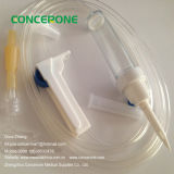 Infusion a perdere Set Without Needle con CE, iso, GMP (IV-1002)