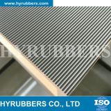 Циновки бегунка Corrugated составной нервюры резиновый