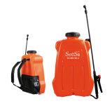 пластичный спрейер электрических 16L/батареи Backpack ручной земледелия (SX-MD16E-2)
