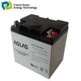 12V24ah太陽エネルギーのための手入れ不要の密封された再充電可能な蓄電池