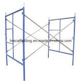 石大工フレームの足場システム