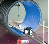 Plastikrohr-Ring-Steifheits-Universalprüfungs-Maschine