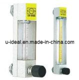 Compteur de débit en verre de rotamètre de Lzb-Dk100 Dk200, compteur de débit de gaz