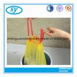 Heißer Verkaufs-Plastikabfall-Beutel mit Drawstring
