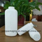 Bottiglia di plastica di vendita calda 100g/200g/500g della polvere di talco del bambino