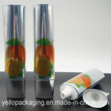 Tubo impaccante per il tubo cosmetico della plastica del tubo della crema di fronte