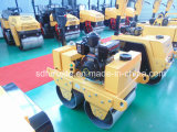 2 Tonnen-handbetriebener doppelter Trommel-Straßen-Rollen-Zerhacker (FYL-S600C)