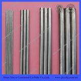 Aleación de acero Prcoessing uso barras de carburo de tungsteno
