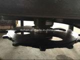 I-Beam 컨베이어 시스템을%s 하락에 의하여 위조되는 머리 위 컨베이어 사슬 그리고 트롤리