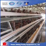 Preiswerter automatischer Bauernhof-Rahmen für Schicht-Huhn-Vögel von China