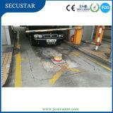 Fertigung unter Fahrzeug-Suchvorgang mit Warnungs-Funktion