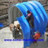Prédio de cava-de-Screw-Joint-1000-680 Bhs máquina de formação de rolos