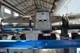 작은 알모양으로 하기 기계를 재생하는 PP PE 플라스틱 압출기