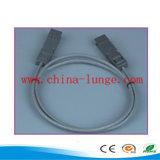 2pairs RJ45-110 Patch Cable Cat5e, cable RJ45