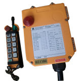 La gru a ponte Radio Remote di rendimento elevato gestisce F24-10s