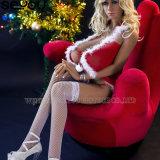 Volle Höhen-realistische sexuelle Spielzeug-grosse Brust-Mädchen-Puppe-sehr große Brust der Karosserien-reale Geschlechts-Puppe-156cm