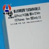 Scheda della gomma piuma del PVC 1220*2440mm per la pubblicità/rifornimento segno/di stampa