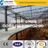 Preço direto do edifício do armazém/oficina da construção de aço da fábrica elevada barata de Qualtity