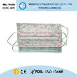 Nichtgewebte Breathavle Mund-Wegwerfgesichtsmaske