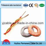 Red&Yellow torceu o fio do cabo da iluminação do fio elétrico 450/750V de Rvs