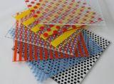 Pantalla de seda de vidrio impreso