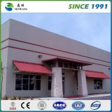Fábrica galvanizada Q345 del material de la estructura de acero