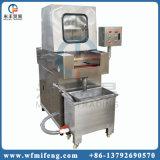 Machine d'injection de saumure d'acier inoxydable pour le poulet