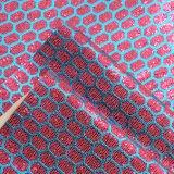 Cintilante Artificial luminoso PU couro couro de bolsas em relevo