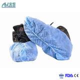 Wegwerf-PET überzogener Polypropylen-Schuh und Aufladungs-Deckel-heißer Verkauf