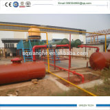 2 toneladas Plastic Recycling a Oil Plant Low Investment