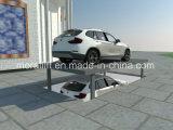 4T Capacity Scissor Design Hydraulic Car Parking Lift