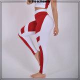 Desgaste do desporto de fábrica OEM mulheres Sports Calças de ioga barata de Desgaste