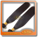 Unverarbeitetes 6A Peruvian Straight Hair