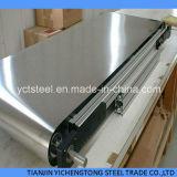 Feuille d'acier inoxydable de miroir d'ASTM 304 pour l'ascenseur