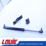 longueur de 230mm, support pneumatique de piston de gaz de rappe de 70mm