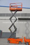 De lucht Lift van de Schaar van het Platform van het Werk