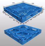 Les palettes en plastique de haute qualité pour l'entrepôt