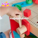 Новые популярные нажмите вдоль деревянной первые шаги ребенка с помощью клавишного соломотряса игрушки W16e087