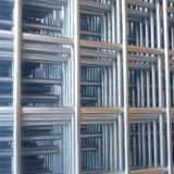 エレクトロは構築の溶接された金網のパネルに電流を通した