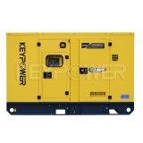 Желтый Coulour Silent дизельные силовые установки генератора с маркировкой CE ISO9001