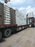 Faire-dans - la maille Rolls de fibre de verre d'usine de la Chine pour le tissu de maille de mosaïque/fibre de verre