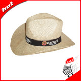 Cowboyhut-Strohhut-Seegras-Hut-Cowboy-Strohhut