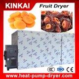 Baixo consumo de frutas industrial de electricidade máquina de secar roupa