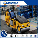 Xmr40s 4 Ton compactador tambor de cable de la luz de los rodillos de carretera