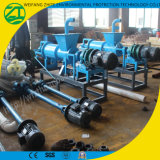 Máquina de desidratação de estrume de vaca / Poultry Farming Animal Separação líquida de sólidos maduros