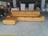 Migliore salone Sofa di Quality Leather per House (A312)