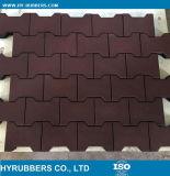 Fabrik produzierter Gummigymnastik-Fußboden in der Rolle