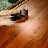 Teck de grande largeur Engineered Flooring (Teck engineered flooring)