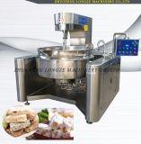 込み合いのソースおよび唐辛子のための蒸気調理のやかんのミキサー