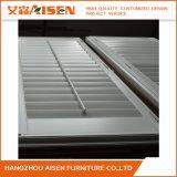 2018 88.9mm de la ventana de la Plantación de persiana de madera de obturador Obturador Plantación